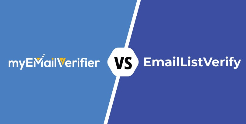 MyEmailVerifier vs. EmailListVerify