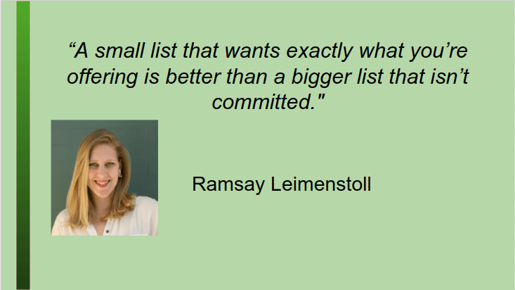 Email Marketing Quote by Famous Author: Ramsay