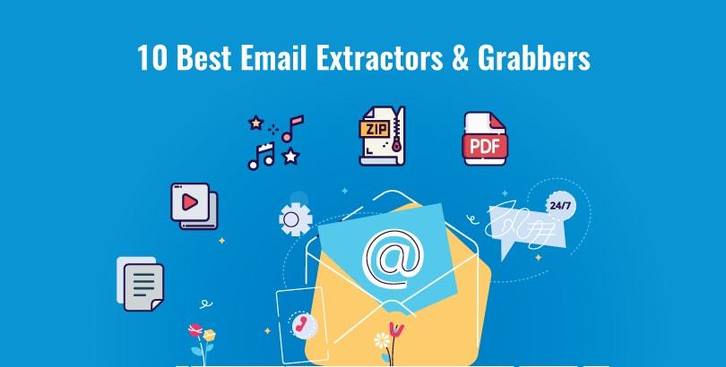 10 Best Email Extractors & Grabbers