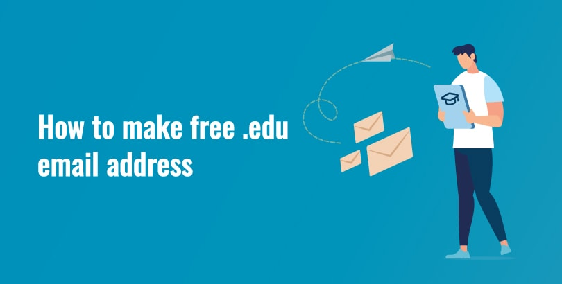 How to make free .edu email address